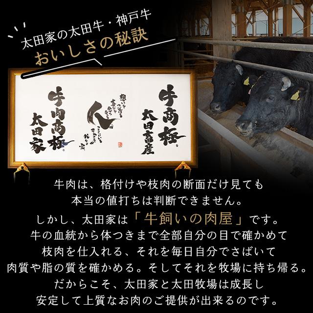 神戸ビーフの美味しさの秘訣